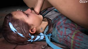 Rating: Explicit Score: 5 Tags: 1boy 1girl 3dcg age_difference animated biohazard brown_hair bruise close-up clothed_female_nude_male clothed_sex deepthroat fellatio hair_ornament hair_ribbon highres lying natalia_korda on_back oral penis photorealistic ribbon source_filmmaker testicles uncensored video webm User: Software