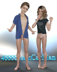 Rating: Explicit Score: 21 Tags: 1boy 1girl 3dcg 48888stockcarman barefoot blonde_hair blue_eyes hand_to_own_mouth long_hair nopan open_clothes open_shirt penis photorealistic pussy shirt simple_background smile standing surprised tan tanline testicles User: yobsolo