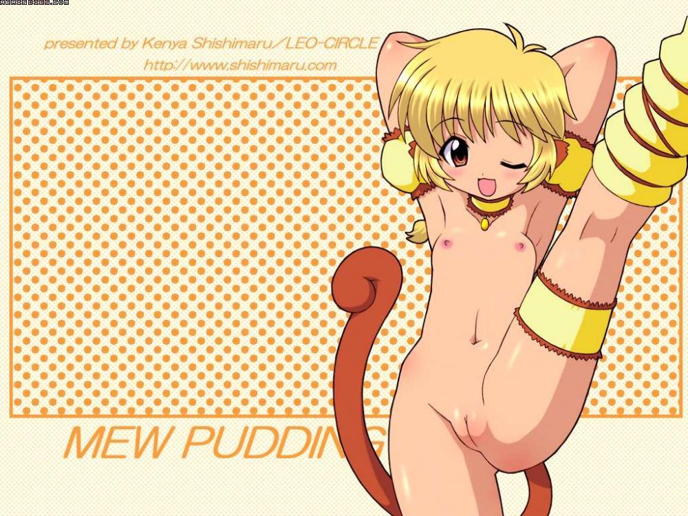 Cute blonde teen bends